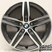 1 CERCHIO 7,5 x 17 BMW S 2 F45 ORIGINALE NUOVO 6855091 ANTRACITE DIAMANTATO