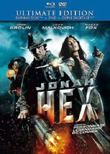 Jonah Hex [Ultimate Édition - Blu-ray + DVD + Copie digitale] NEUF SOUS BLISTER