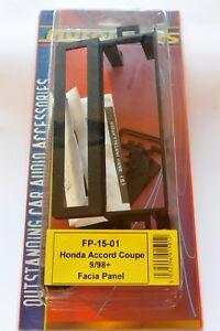 Autoleads FP-15-01 Honda Accord Coupe 9/98+Fascia Panel