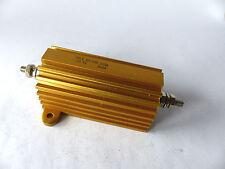 Großer Hochlast Widerstand,  Dale RH-100 ,  0.1 Ohm, 100 Watt, 5% Tol.