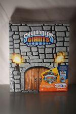 Skylanders Spyro's Adventure WHAM SHELL Figure CASTLE DISPLAY CASE Sealed NEW