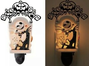 Scentsy ~ Nightmare Before Christmas Jack Mini Wall Night Light Wax Warmer