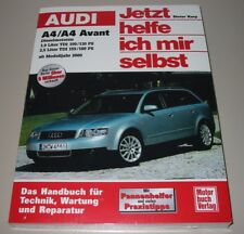 Reparaturanleitung Audi A4 Typ B6 Limousine Avant Diesel TDI ab Modelljahr 2000!