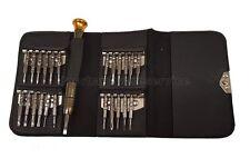 Precision Screwdriver/torx kit tool set wallet locksmith tiny tool iphone repair