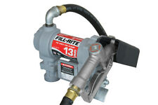 Tuthill Fill Rite SD1202G 12 V DC 13 GPM Fuel Transfer Pump Diesel/Gas approved
