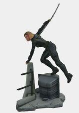 "Avengers Black Widow Movie Figure Pvc Infinity War Statue 10"" Diamond Select"