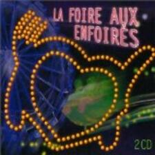 Les Enfoirs: La Foire Aux Enfoires + Artwork MUSIC AUDIO CD international french