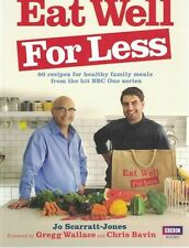 Eat Well for Less by Jo Scarratt-Jones NEW