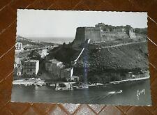 POSTCARD / CORSE BONIFACIO - la citadelle PHOTO YVON