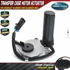 Transfer Case Shift Motor Actuator For Chevrolet Silverado 2500 Gmc Sierra 3500