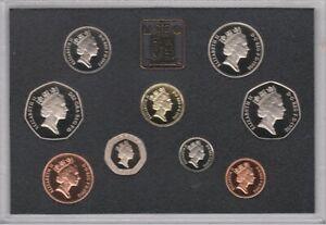 2136 Coins UK 1992 Proof Set