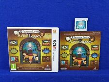 3DS PROFESSOR LAYTON And The Azran Legacy Puzzle Game 3DS XL 2DS PAL UK