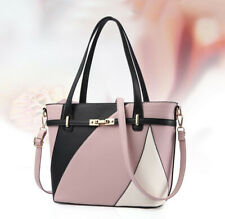 Fashion Women Leather Tote Bag Crossbody Shoulder Handbags Messenger Sling Bags