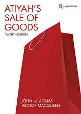 Atiyah's Sale of Goods-ExLibrary
