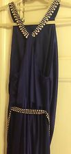 Jenny Packham Formal Satin Gown- Size 8-Perfect Condition- Retail $3,000+