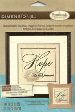 Hope to look forward Bird Nest Embroidery Kit by Dimensions 72-73723 NEW