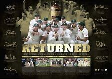 Ashes Returned - 2013/14 Limited Edition numbered print (unframed) Licensed