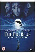 THE BIG BLUE DVD VERSION LONGUE JEAN RENO CULT ACTION LUC BESSON