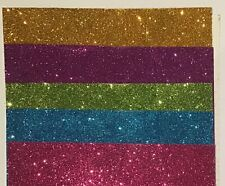 Adhesive Glitter Sheets