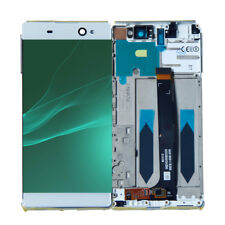 LCD Display Digitizer Touch Screen+Frame For Sony Xperia C6 XA Ultra F3211 F3213