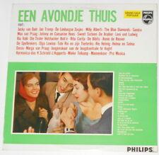 "Jacky van Dam, January Tromp, Willy Alberti, Sandra, - Germany 12"" LP vinyl"
