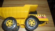 GAY TOYS BIG PLASTIC DUMP TRUCK MADE IN THE USA