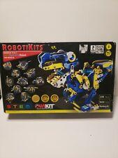 "OWl Dodeca 12""-1 Solar Hydraulic Robot Kit."
