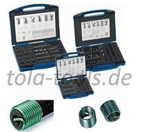 HeliCoil Plus - Gewindereparatur Sortimente in verschiedenen Größen M2,5 bis M14