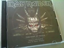 Iron Maiden Double CD Graspop Dessel Belgium Book Of Souls Tour