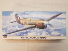 "Hasegawa 00721 Kittyhawk Mk.Ia ""RNZAF"" 1:72 Neu und eingetütet"