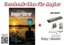 Angelführer Brandenburg + Geschenkidee für Angler Variante: Karpfen