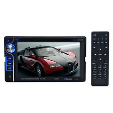 "2Din Car Vehicle Dvd Player 6.2"" Hd Bluetooth 6202B"