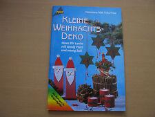 Kleine Weihnachts-Deko Ideen für Leute mit wenig Platz und Zeit Hannelore Süß