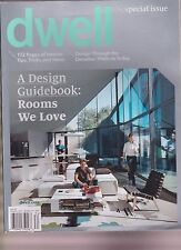DWELL MAGAZINE SPECIAL ISSUE WINTER 2014, A DESIGN GUIDEBOOK: ROOM WE LOVE.