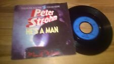 "7"" OST Mandy Winter - Peter Strohm : He's A Man MERCURY / ARD TV SERIE"