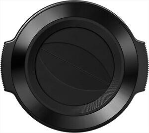 OLYMPUS M.ZUIKO DIGITAL ED 14-42mm F3.5-5.6 EZ用 自動開閉式レンズキャップ ブラック LC-37C BLK