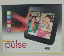 "Kodak Pulse 7 inch Digital Photo Frame Wifi Touchscreen 7"" New Open Box"