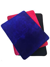 Lint Magicians Close-Up Coin Magic Poker Card Mat Black Red Blue Large/Medium