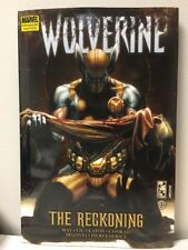 MARVEL WOLVERINE THE RECKONING HARDCOVER MINT X-MEN SPIDER-MAN HC MUST SEE