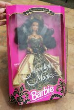 New Old Stock 1993 Mattel Moonlight Magic African American Barbie Doll