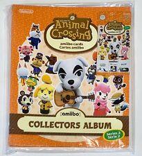 Nintendo amiibo Animal Crossing Series 2 Character Cards