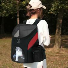 Folding Pet Backpack, Carrying For Travel And Trips Suitable For Small Or Large