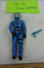 GI Joe action figure 1982-83 Cobra Commander 6j ORIGINAL
