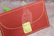 Fortune Design - Lucky Money Hongbao Money Red Envelope Red Packet (Pack of 5 )