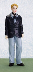 Poly Resin Dolls house  figure Dan