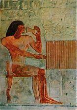 CPM EGYPTE Ptah Hotep Mastaba. Ptah-Hotep sitting (343471)