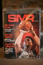 NEW SMR Sports Guide Magazine  Giannis Antetokounmpo Rookie Cards October 2019