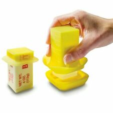 FusionBrands ButterEasy Silicone Butter Spreader - Holds, Spreads & Stores
