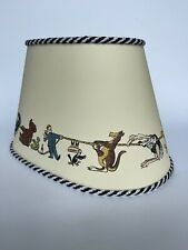 More details for lamp shade for 1950's guinness carlton ware toucan lamp