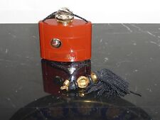 "Vintage Yves Saint Laurent Opium Parfum Bottle with Tassel 1/4 FL OZ 2.5"" Tall"